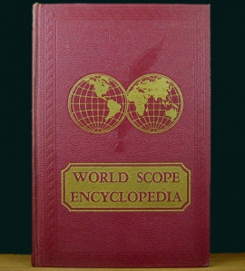 World Scope Family Cookbook by Gertrude Wilkinson Vintage 1949 1