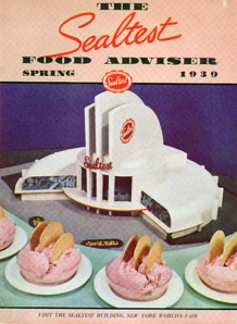 Sealtest Food Adviser Holiday Spring 1939 NY World's Fair Edition 1