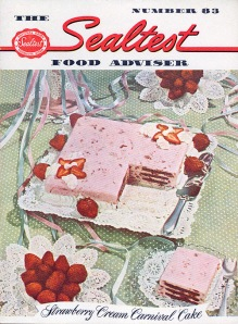Vintage Advertising Cookbooks at The Cookbook Maven on Etsy